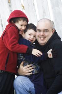 Cameron, Tyler, Stuart