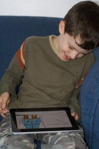 Cameron iPad
