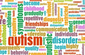 autism tag cloud
