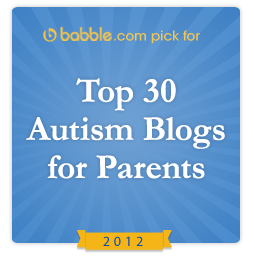 babble autism spectrum blogs 2012