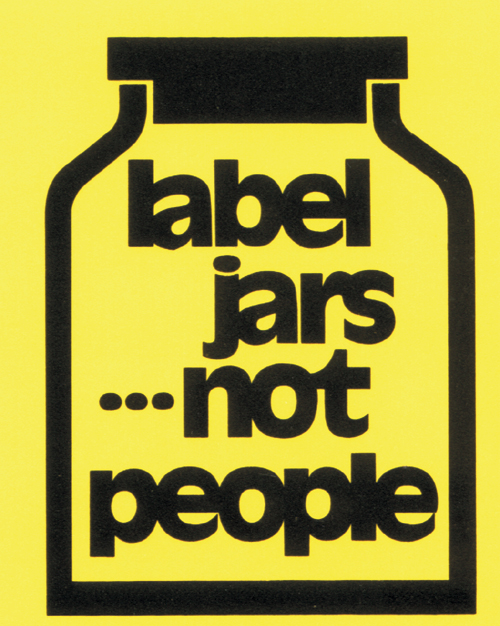 labels on people