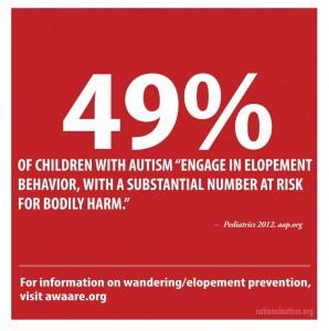 autism elopment